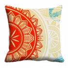 meSleep Abstract Digitally Printed 16x16 inch Cushion Cover cd-29-32