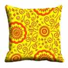 meSleep Abstract Digitally Printed 16x16 inch Cushion Cover cd-29-38