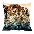 meSleep Jaguar Digitally Printed 16x16 inch Cushion Cover cd-29-46