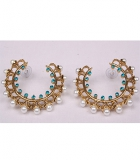 Gold-Plated Designer Earring 20141111_Earring4