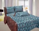 Bombay Dyeing Misty Double Bed Sheet Set  Misty-02