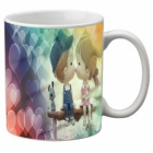 Couple digital printed mug md-25-17