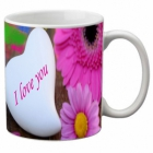 Heart digital printed mug md-25-18
