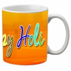 Mesleep Multi Colour Mug Holi-m-12