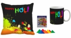 Holi Cushion Cover Mug-Combo hl01-m1