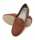 La Briza Tan Casual Shoes 1664