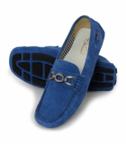 La Briza Blue Casual Shoes 1697