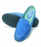 La Briza Blue Casual Shoes 1709