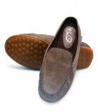La Briza Brown Casual Shoes 1709