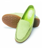 La Briza Green Casual Shoes 1709