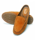 La Briza Tan Casual Shoes 1709
