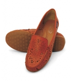 La Briza Tan Casual Shoes 1710