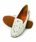 La Briza White Casual Shoes 1710