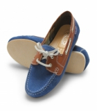 La Briza Blue Casual Shoes 1712