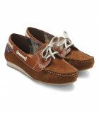 La Briza Tobacco Casual Shoes 1712