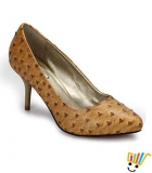 La Briza Yellow Stilettos 1303