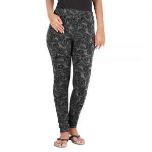 Hbhwear Womens Burn Out Legging HWBOL-1000-BLK