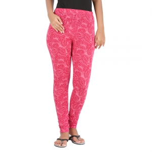 Hbhwear Womens Burn Out Legging HWBOL-1000-PNK