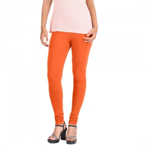 Hbhwear WomensPlain Legging HWL991-ORG