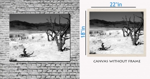 meSleep Canvas painting without frame - Tree  pc-11-003