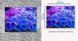 meSleep Canvas painting without frame - Beautiful Flower Art pc-11-068