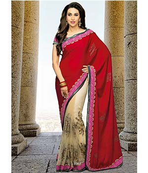 Bollywood Replica Saree of Karisma Kapoor 1185