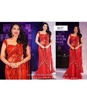 Bollywood Replica Saree of Sonakshi Sinha 5027