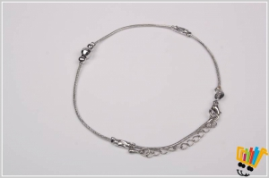 Jawaharaat Beauty Silver Finish Anklet Anklet_md_1