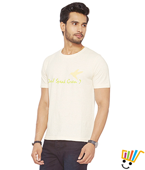 DUSG Hemp Signature Crew Neck T-shirt DUSG301M