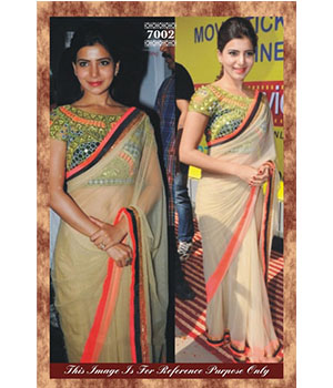 Bollywood Replica Saree 7002