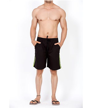 Clifton Mens Classical Striper Shorts AAA00013706