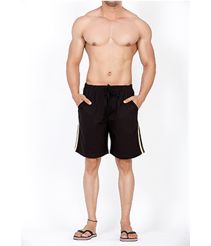 Clifton Mens Classical Striper Shorts AAA00013711