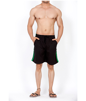 Clifton Mens Classical Striper Shorts AAA00013716