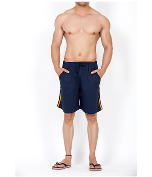 Clifton Mens Classical Striper Shorts AAA00013761