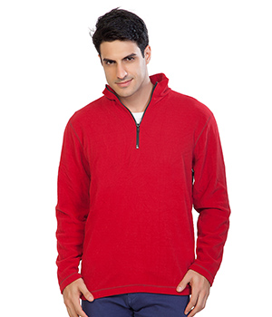 Clifton Mens Polar Fleece Full Sleve Sweat Shirt AAA00013965
