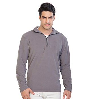 Clifton Mens Polar Fleece Full Sleve Sweat Shirt AAA00013990
