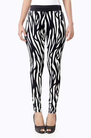 Eavan Animal Printed Jeggings EA977