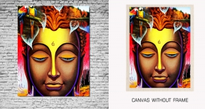 Mesleep Canvas painting without frame-Lord Saint pc-13-12
