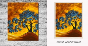 Mesleep Canvas painting without frame-Nature pc-13-17
