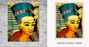 Mesleep Canvas painting without frame-Egypten pc-13-22