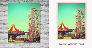 Mesleep Canvas painting without frame-Carnival pc-13-41
