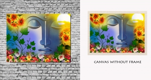 Mesleep Canvas painting without frame-Lord Saint pc-13-60