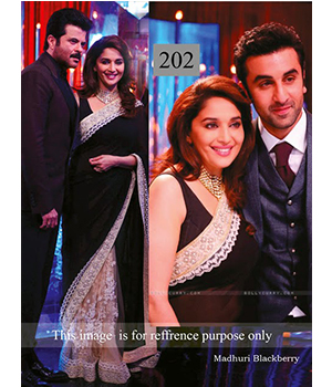 Bollywood Replica Saree Of Madhuri Dixit 202