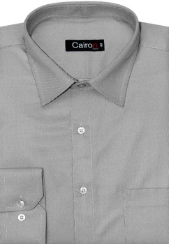 Cairon Purple Self Pattern Executive Formal Shirt Sf-B4352_C