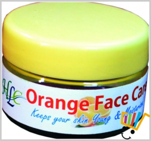 Harbal Life Orange Face Care HLC-002