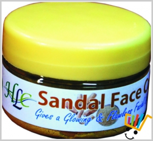 Harbal Life Sandal Face Care HLC-006