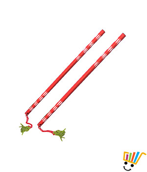 Little India Unisex Dandiya Sticks DLI4DND107