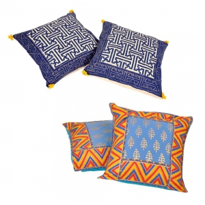 Buy Print Cushion Cover Set Free and Get Printed Cushion Cover Set Free DL4COMB260