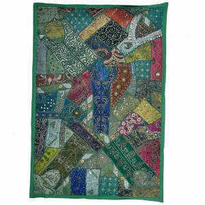 Exclusive Traditional look Handmade Patchwork Adorable Wall Hanging DLI3WHG522