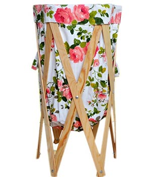 Superdeals Flora Laundry Basket SD023